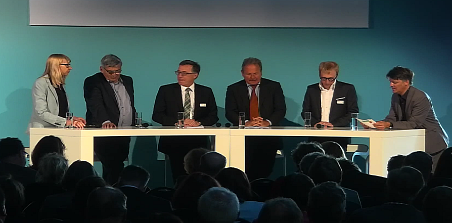 DGB Digitalisierungskongress Panel 1: Nimmt uns die Digitalisierung die Arbeit ab?