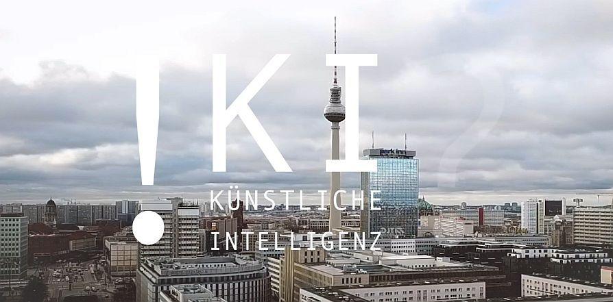 """Befragung in Berliner Innenstadt """"Was ist künstliche Intelligenz?"""""""
