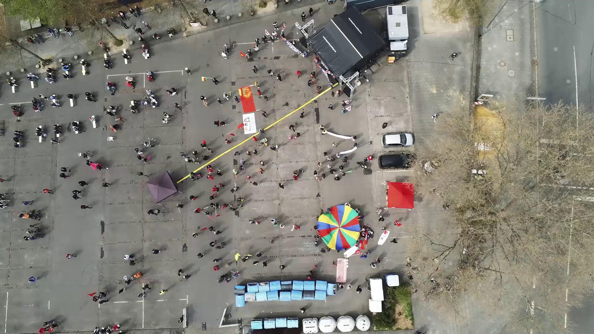Drohnen Bilder Clip